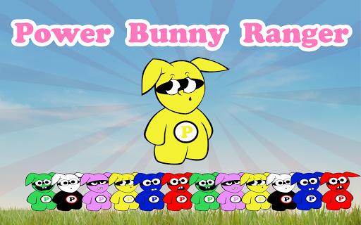 Power Rabbit Ranger For Kids