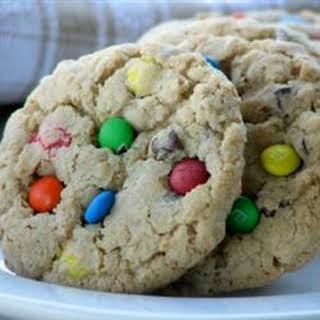 Peanut Free Monster Cookies Recipes.