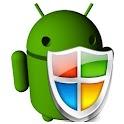 DroidSecure logo