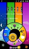 Screenshot of GO Locker Season Theme Seasons