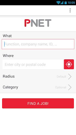 PNet - the JobPortal v4.0