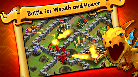 Battle Dragons:Strategy Game Screenshot 16