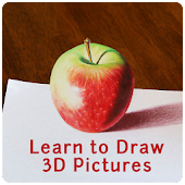 Download Learn to Draw 3D Pictures APK on PC
