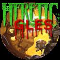 Heretic GLES logo