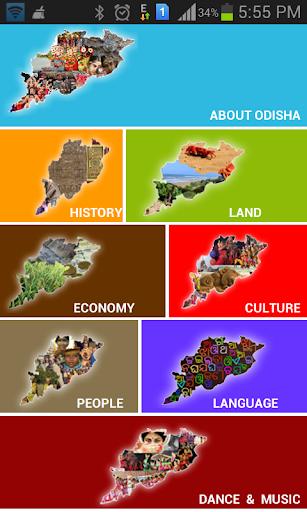 Odisha Info