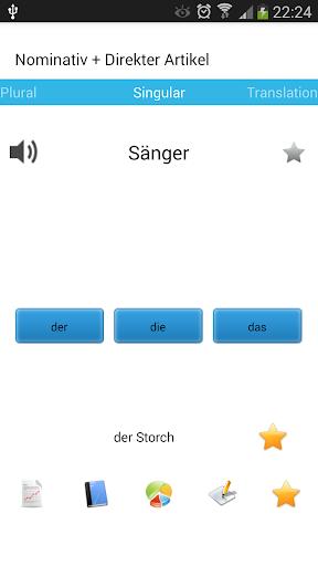 독일어왕 learn german der die das