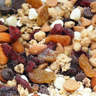 Party Bowl of Trail Mix.