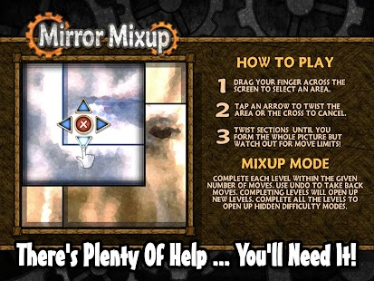Mirror Mixup Lite- screenshot thumbnail