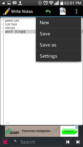 免費下載生產應用APP|Write Notas app開箱文|APP開箱王