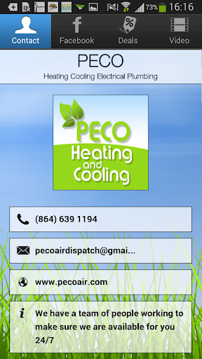 PECO Heating and Cooling