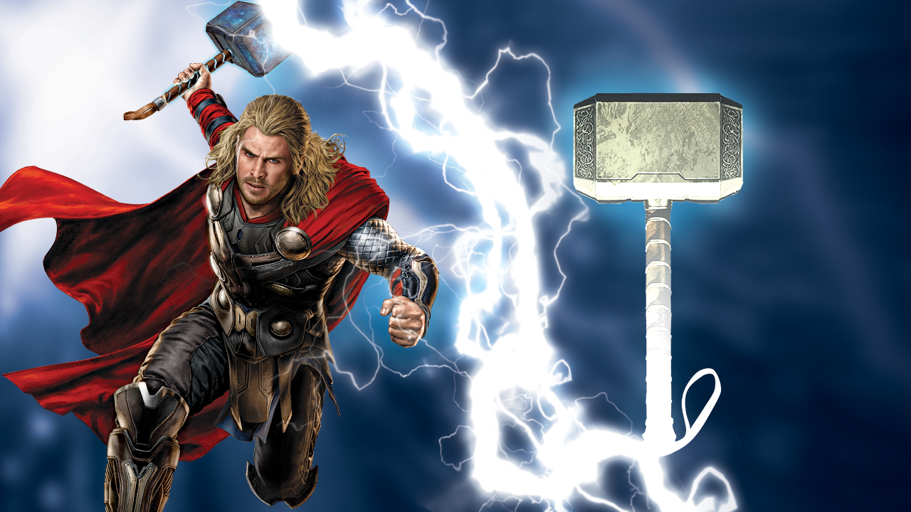 Thor: The Dark World LWP - screenshot