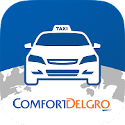 App ComfortDelGro Taxi Booking App APK for Windows Phone
