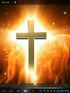 Holy Cross Live Wallpaper