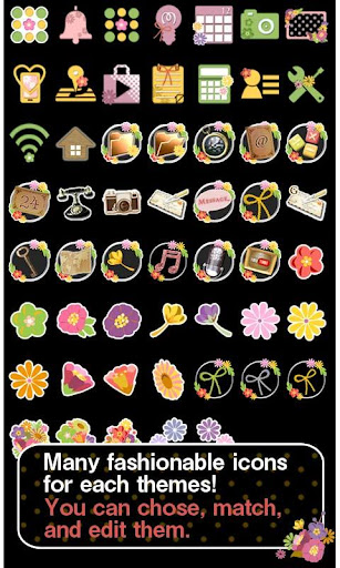 Oriental Flower Wallpaper 1.3 Windows u7528 4