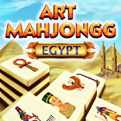 Art Mahjongg Egypt (English)
