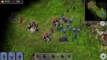 Screenshot of Esenthel RTS
