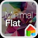 minimal flat dodol theme icon