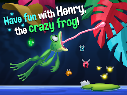 Frog Swing - Crazy Frog Game