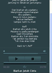 Top Lagu Indonesia 2010 - screenshot thumbnail