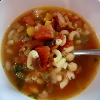 Quick and Easy Minestrone Soup