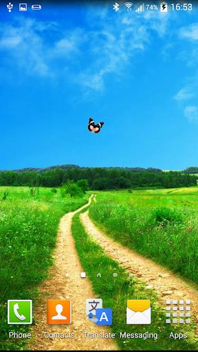 無料个人化Appの景観アニメ壁紙|HotApp4Game