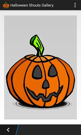 Halloween galería de gritos