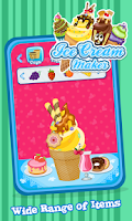 Screenshot of Ice Cream Maker – Cooking Game