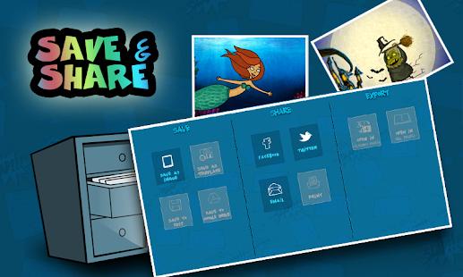 Comics Head Lite- comic maker - screenshot thumbnail