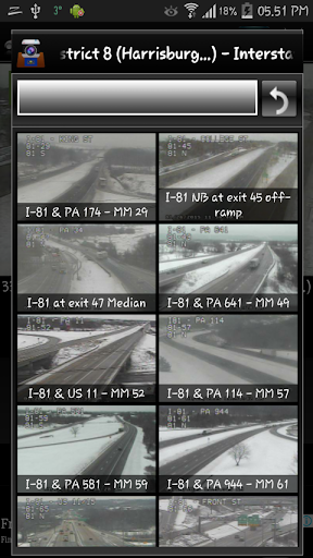 Cameras Pennsylvania - Traffic  screenshots 3