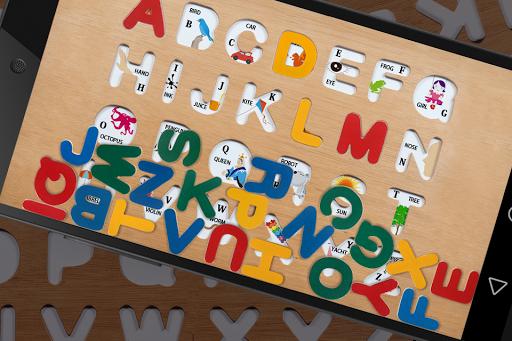 兒童ABC拼圖