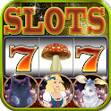 Alice in Magic World Slots icon