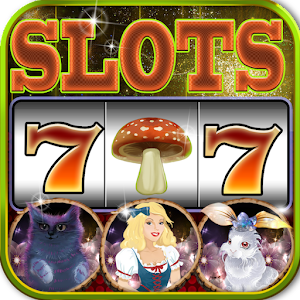 Alice in Magic World Slots for PC and MAC