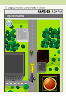 Screenshot of Traffic Pigeon Racer