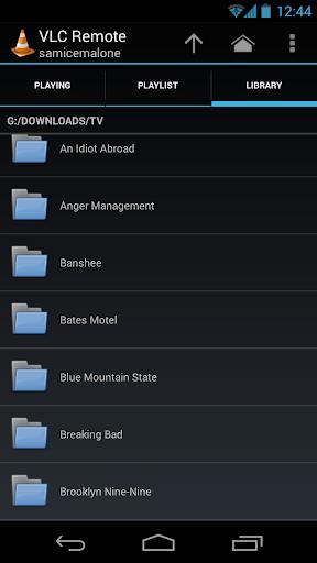 Remote for VLC (Stream Fork)  screenshots 7