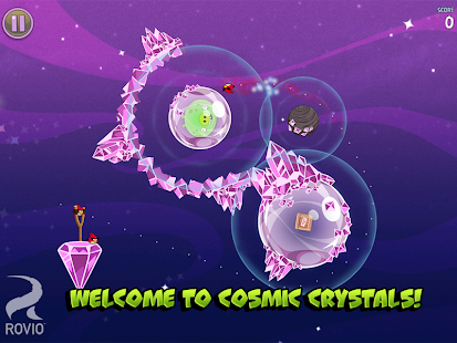 Angry Birds Space Premium - screenshot thumbnail