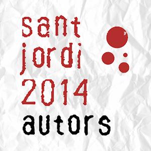 Sant Jordi 2014 - Autors