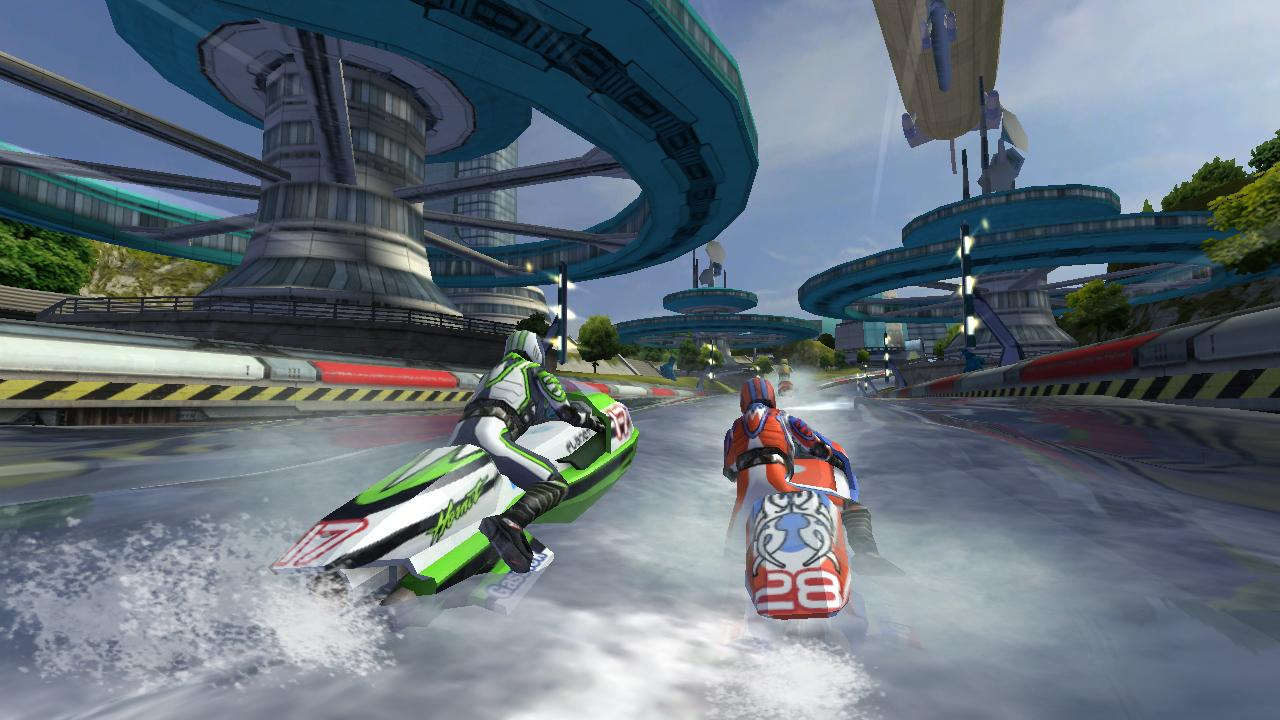 Riptide GP- screenshot