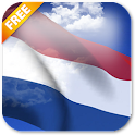 3D Netherlands Flag LWP icon