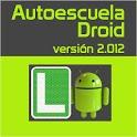 Autoescuela Droid DGT 2012 icon