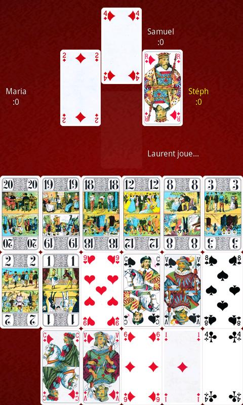 Tarot Deluxe- screenshot