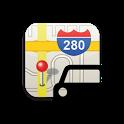 Bangkok Offline Map & Routing icon
