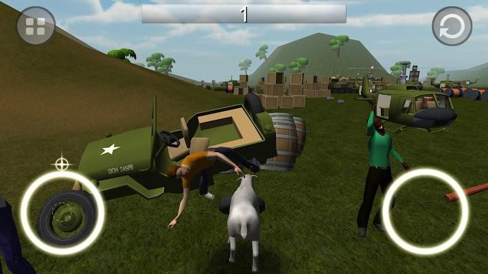 Goat Rampage - screenshot
