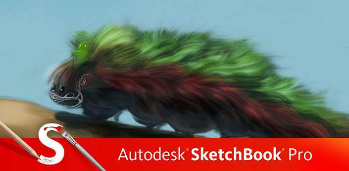 SketchBook HD Pro apk
