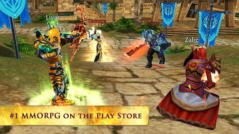 Order & Chaos Online Screenshot 25