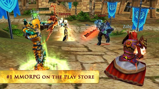 Order & Chaos Online Screenshot 25
