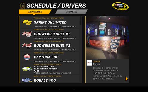 NASCAR RACEVIEW MOBILE Screenshot 22