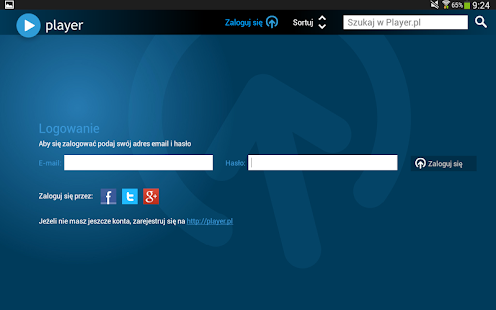 player (tablet) Screenshot 11