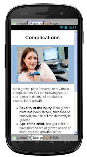 【免費醫療App】Growth Plate Fractures Disease-APP點子