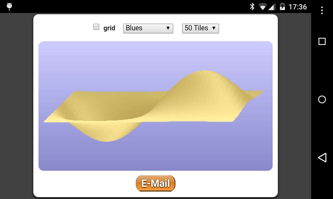 3D Plotter- screenshot