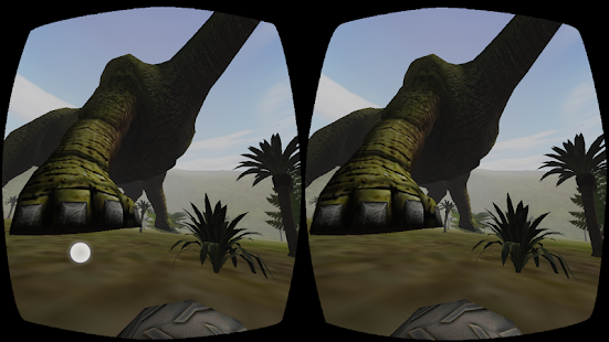 VR  Jurassic Land,cardboard- screenshot thumbnail